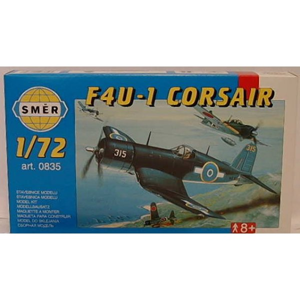 Směr Model 010835 Chance Vought F4U-1 Corsair 1:72