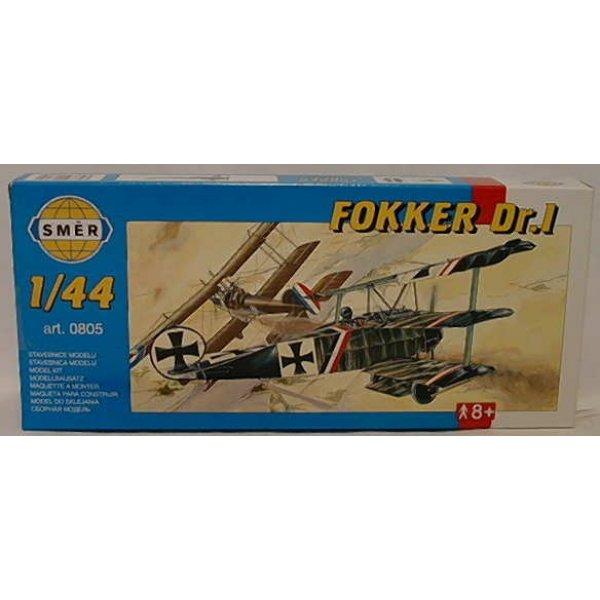 Směr Model 010805 Fokker Dr. 1 1:48