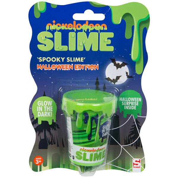 MAC TOYS Nickelodeon sliz Halloween