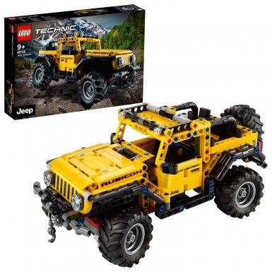 LEGO Technic 42122 Jeep® Wrangle