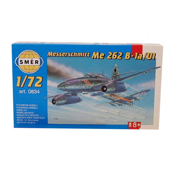 Směr Model 010834 Messerschmitt Me 262 B-1a/U1 1:72
