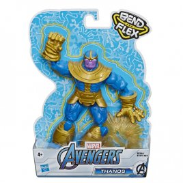 Hasbro Avengers figurka Bend and Flex